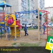 Детские игровые площадки КСИЛ