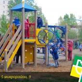 Купить детские площадки КСИЛ