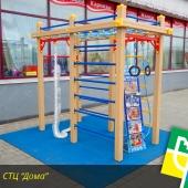 Установка детских площадок в Кургане