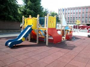 Безопасные покрытия для детей