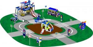Детская площадка ДПС